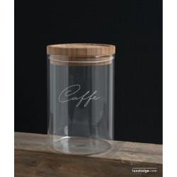 Barattolo vetro Caffè
