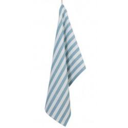 Strofinaccio azzurro