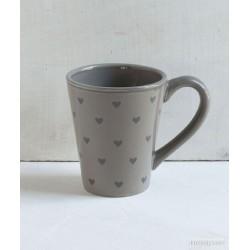 Tazza mug cuoricini