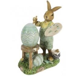 Coniglietto pittore